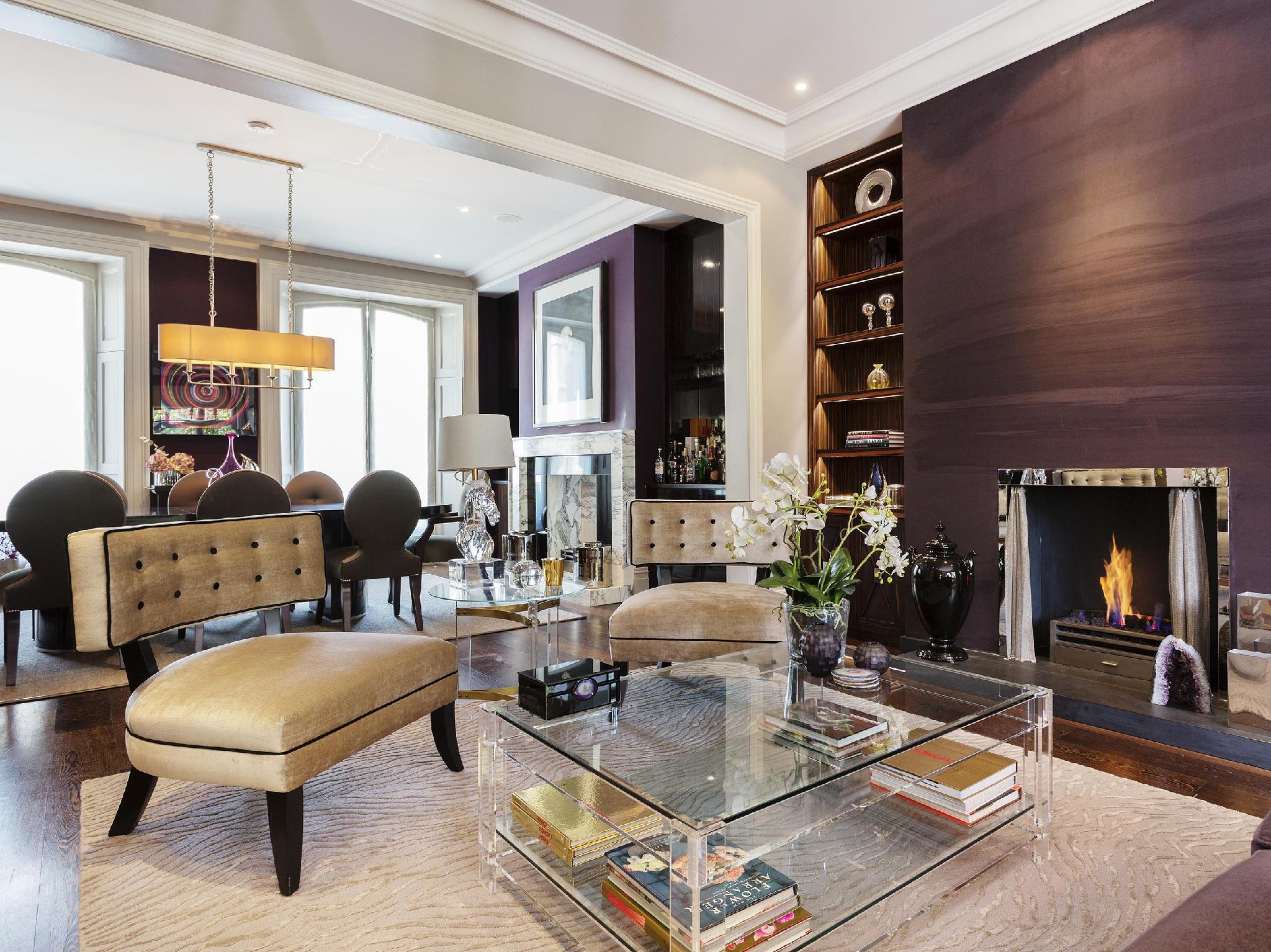 Veeve  Stunning 4 Bed House On Addison Road Kensington
