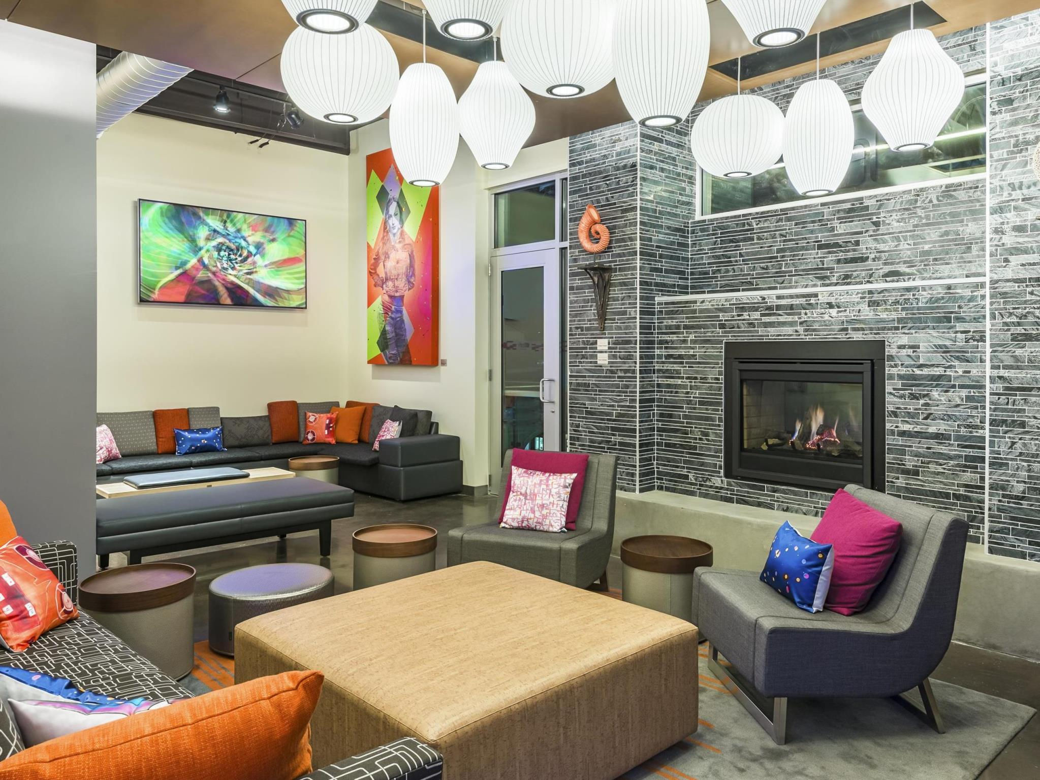 Review Aloft Greenville Downtown