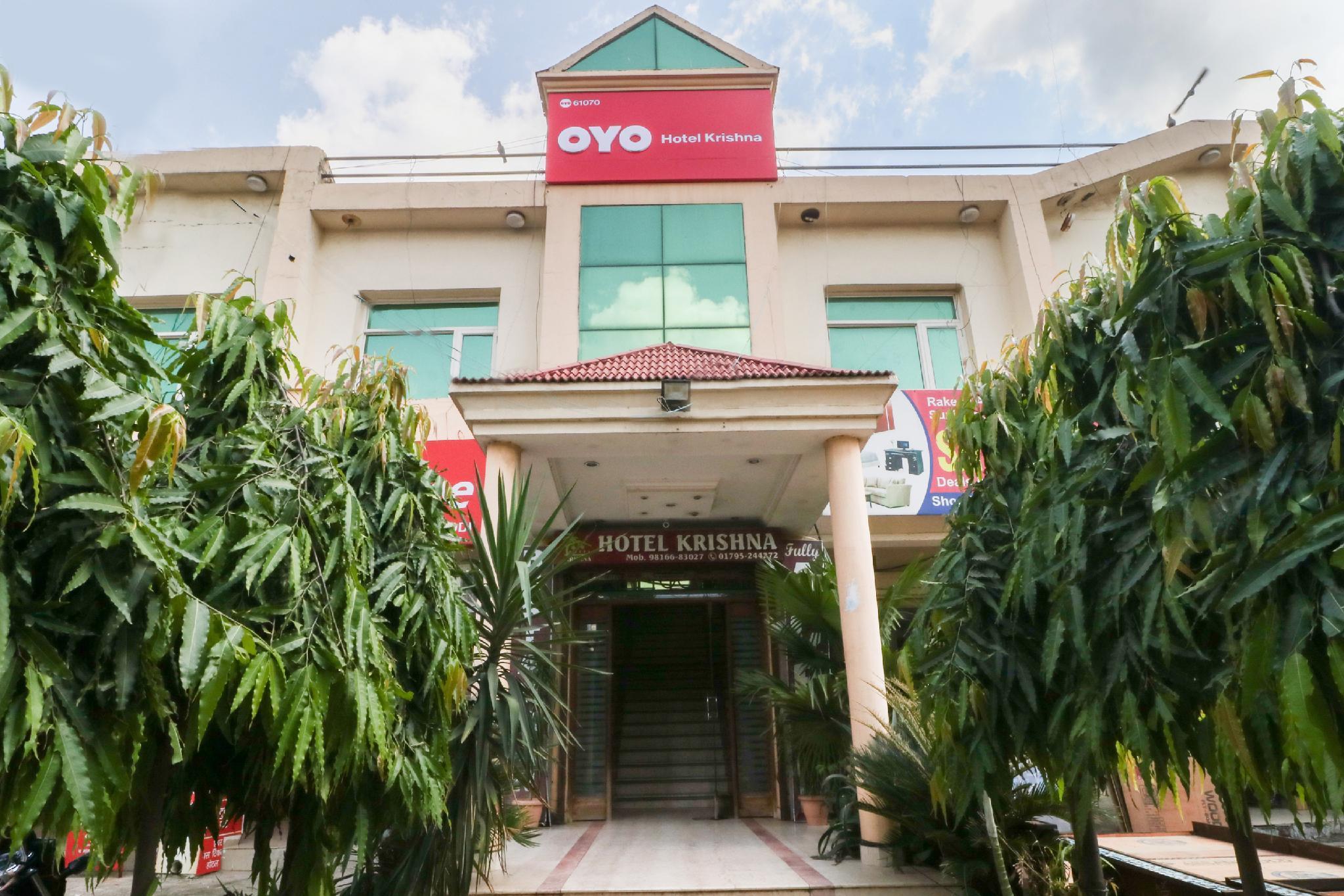 OYO 61070 Hotel Krishna