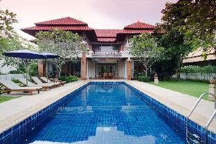 Laguna Fairway Villa - Perfect Family Holiday Home วิลลา 4 ห้องนอน 3 ห้องน้ำส่วนตัว ขนาด 740 ตร.ม. – บางเทา