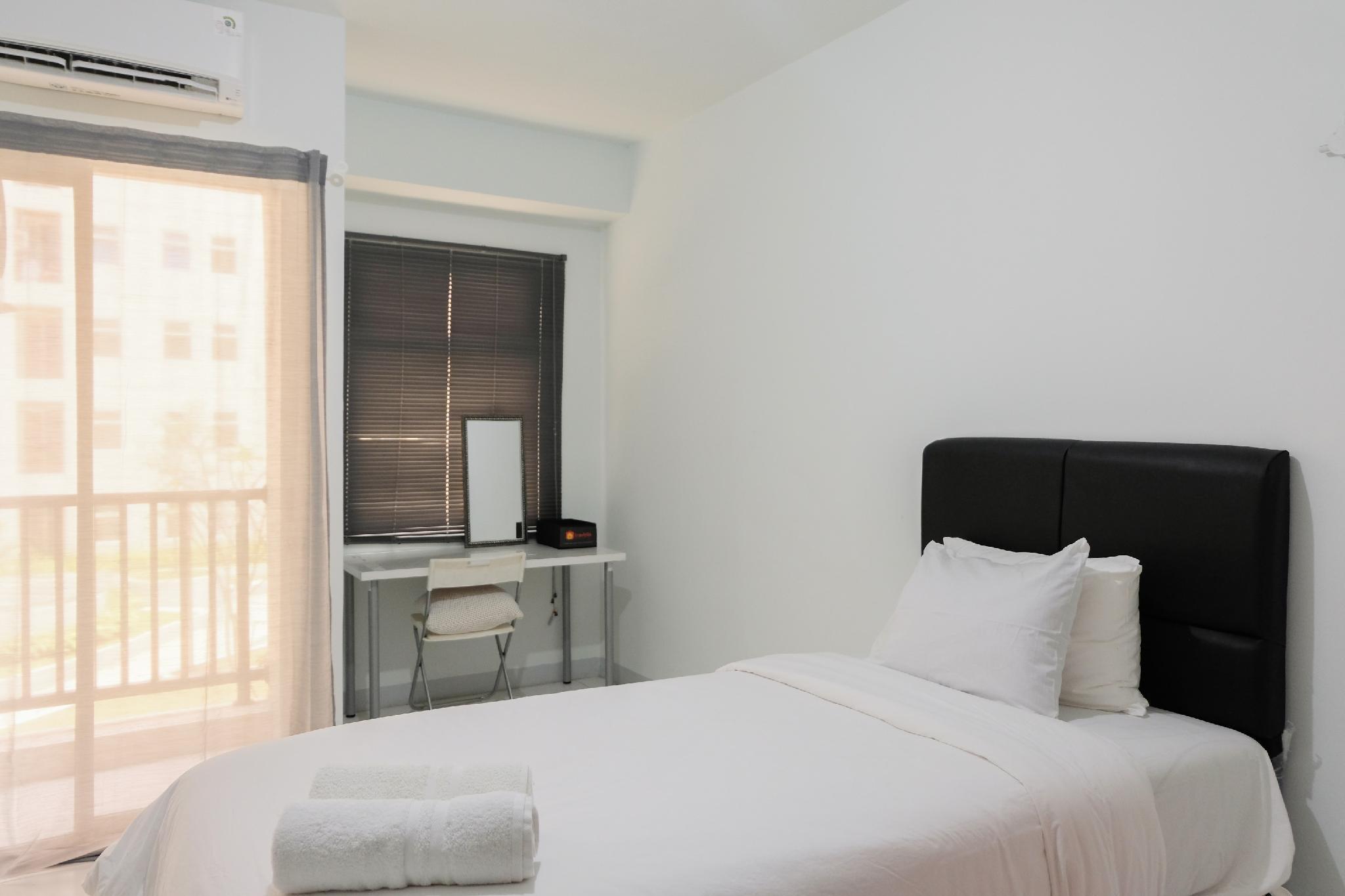 Contemporary Studio Apartment @Ayodhya By Travelio