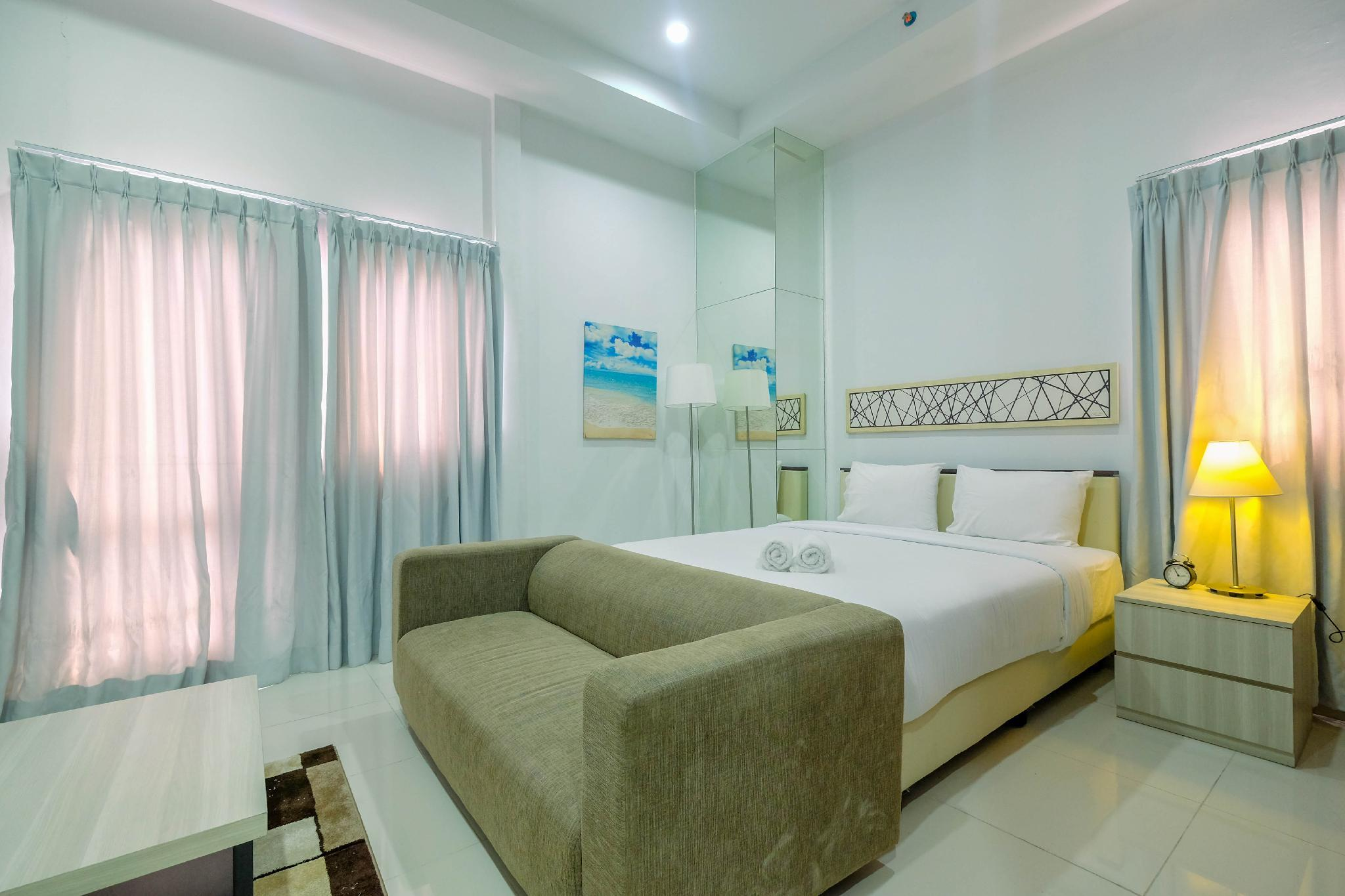Studio Apt At Azalea Suites Cikarang By Travelio