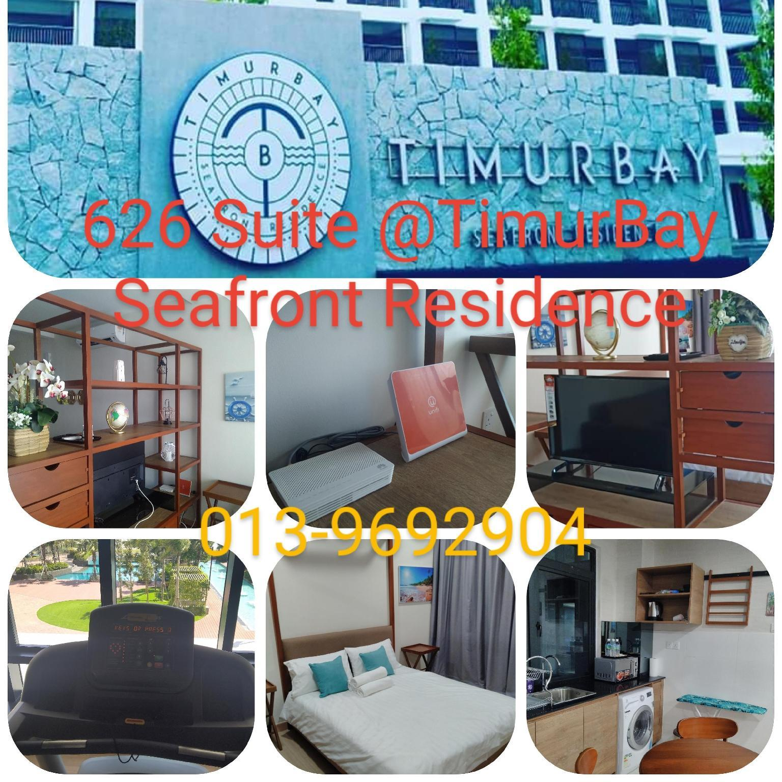 TimurBay Seafront Residence 626 Suite Apartment