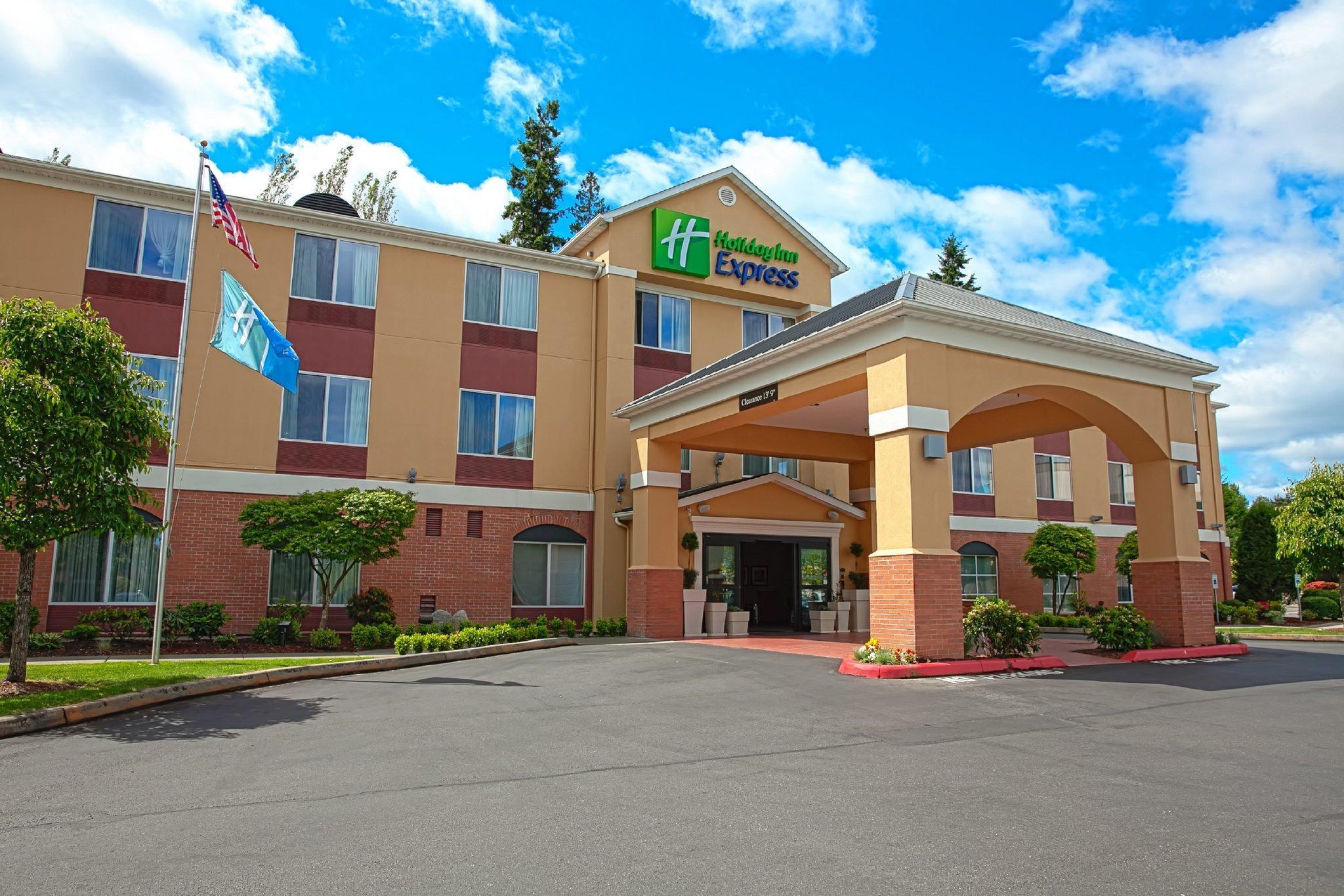 Holiday Inn Express Bothell   Canyon Park
