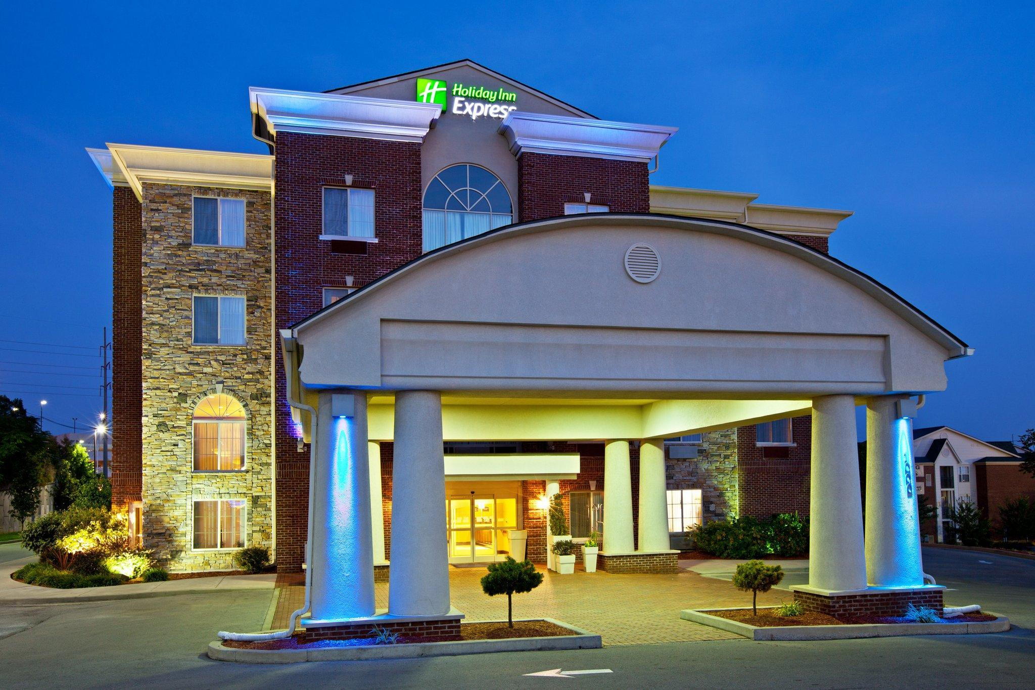 Holiday Inn Express Hotel And Suites Lexington Downtown University