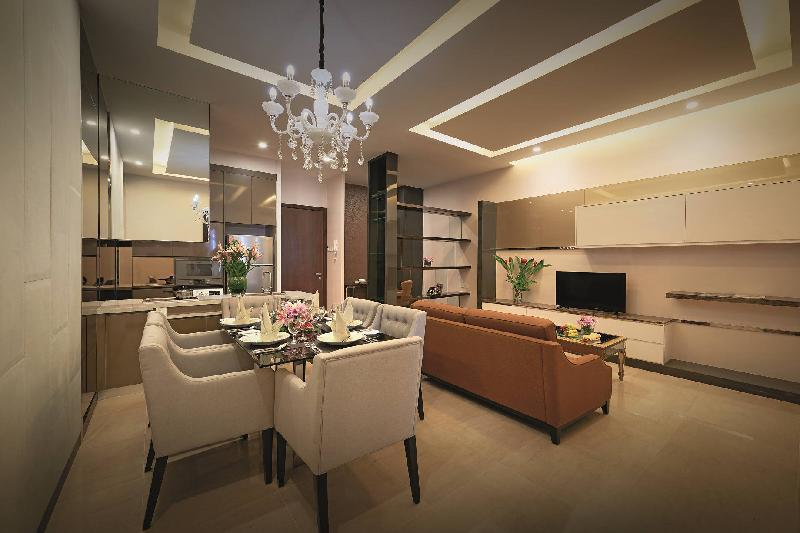 Dorsett 2-Bedroom Suite Residence