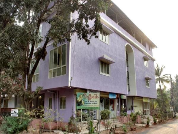 Daffodils Guest House - Calangute Goa