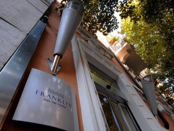 Hotel Franklin Feel the Sound Rome