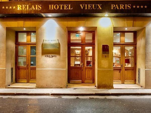 Relais Hotel Du Vieux Paris Paris