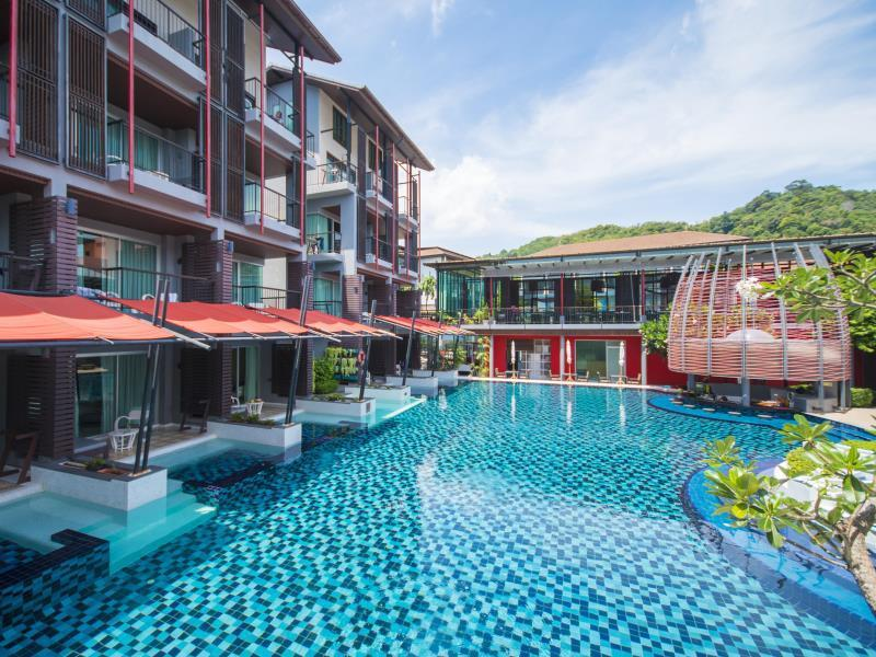 Red Ginger Chic Resort เรด จินเจอร์ ชิค รีสอร์ท