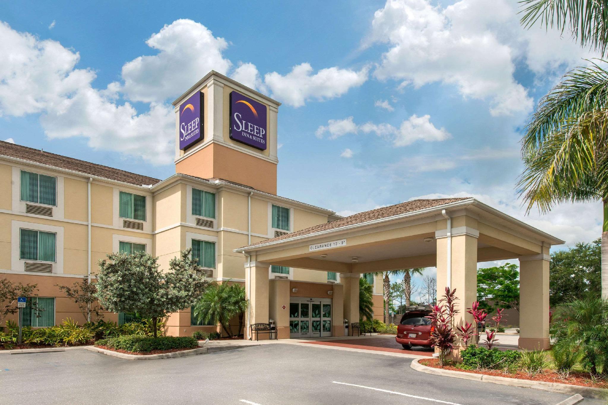Sleep Inn And Suites Port Charlotte Punta Gorda