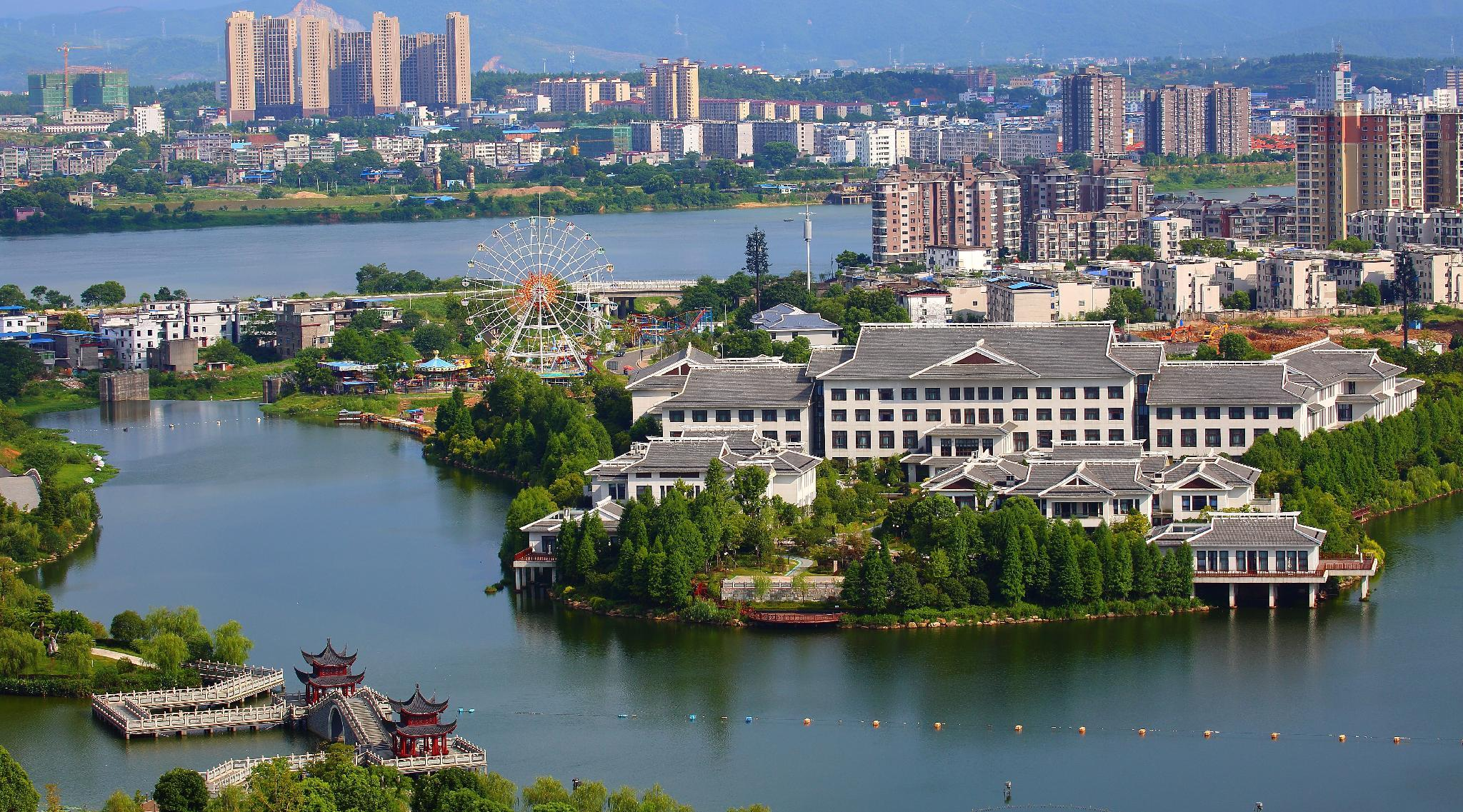 Ji'an Luling Oriental Hotel