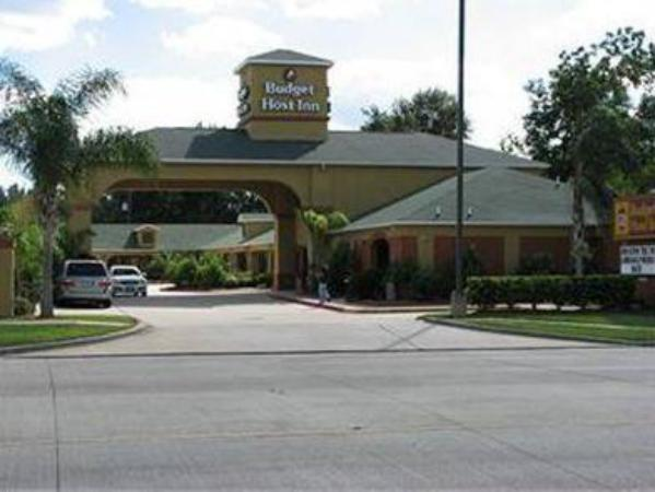 Budget inn Pasadena Houston
