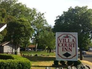 Villa Court Inn Oroville