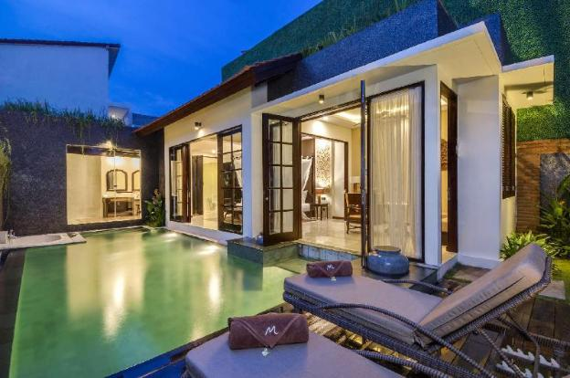 Enjoy a Holiday of a Lifetime Renting Your Own 5 Star Private Villa at the Best Rate in Umalas, Vill