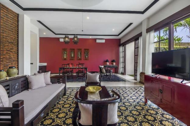 The Ultimate 5 Star Holiday Villa in Umalas with Private Pool and Fully Staffed, Villa Bali 2075