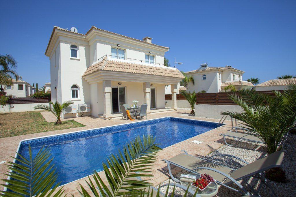 �Villa With Private Swimming Pool� Protaras Villa 57