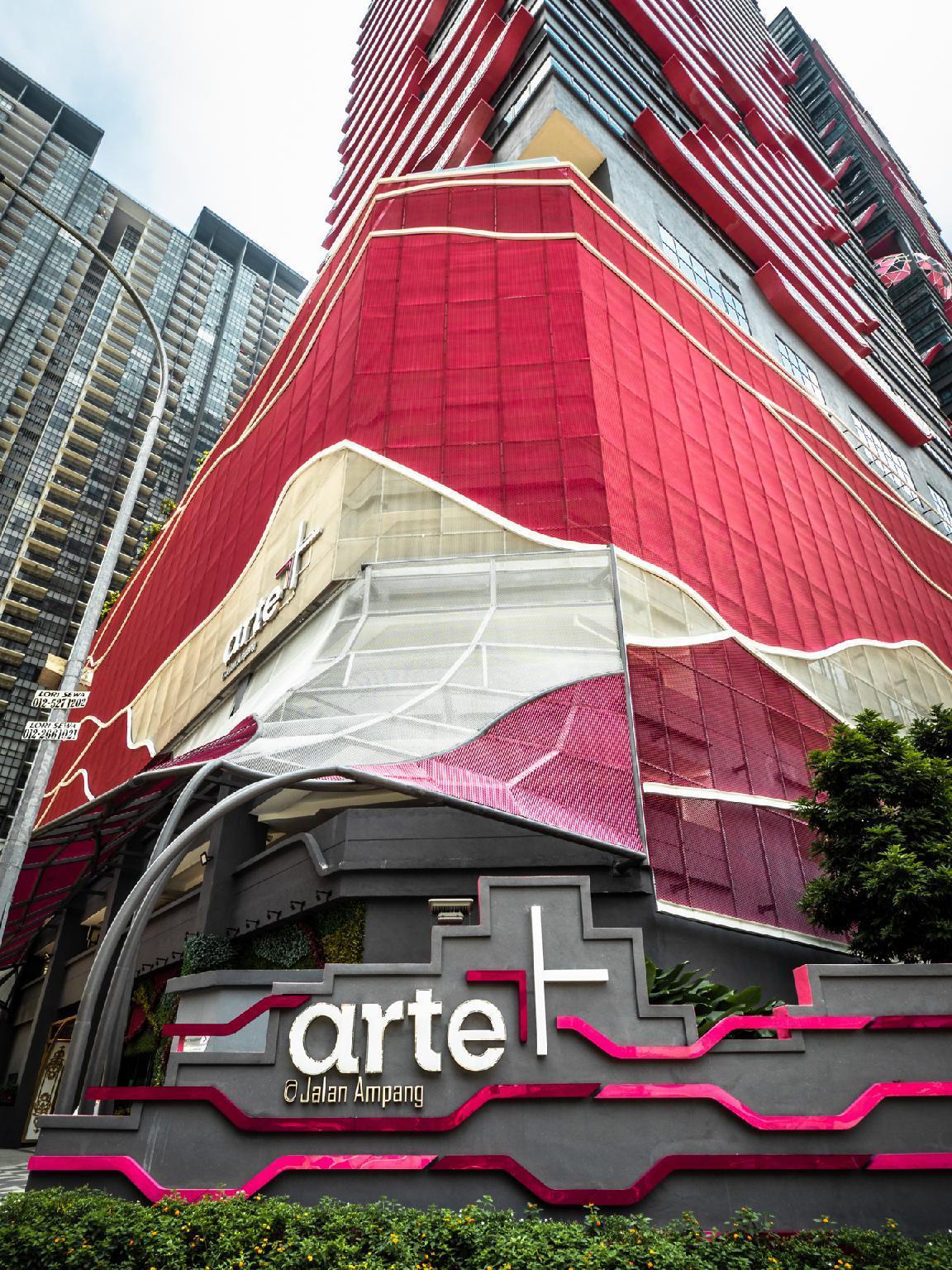 Arte Plus At Jalan Ampang