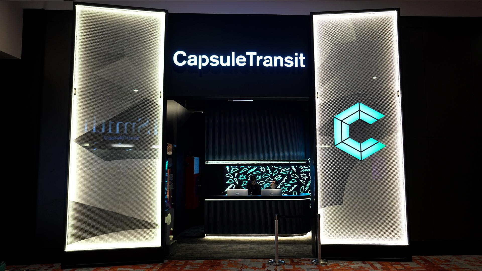CapsuleTransit KLIA 2 (Airside) – International Departure, Satellite Building, Level 2