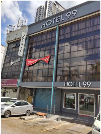 Hotel 99 Seri Kembangan Serdang Kuala Lumpur