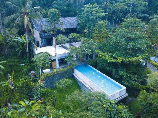 3BR Luxury Tropical Hideaway Ubud