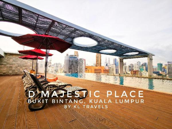 The KL Travels @D
