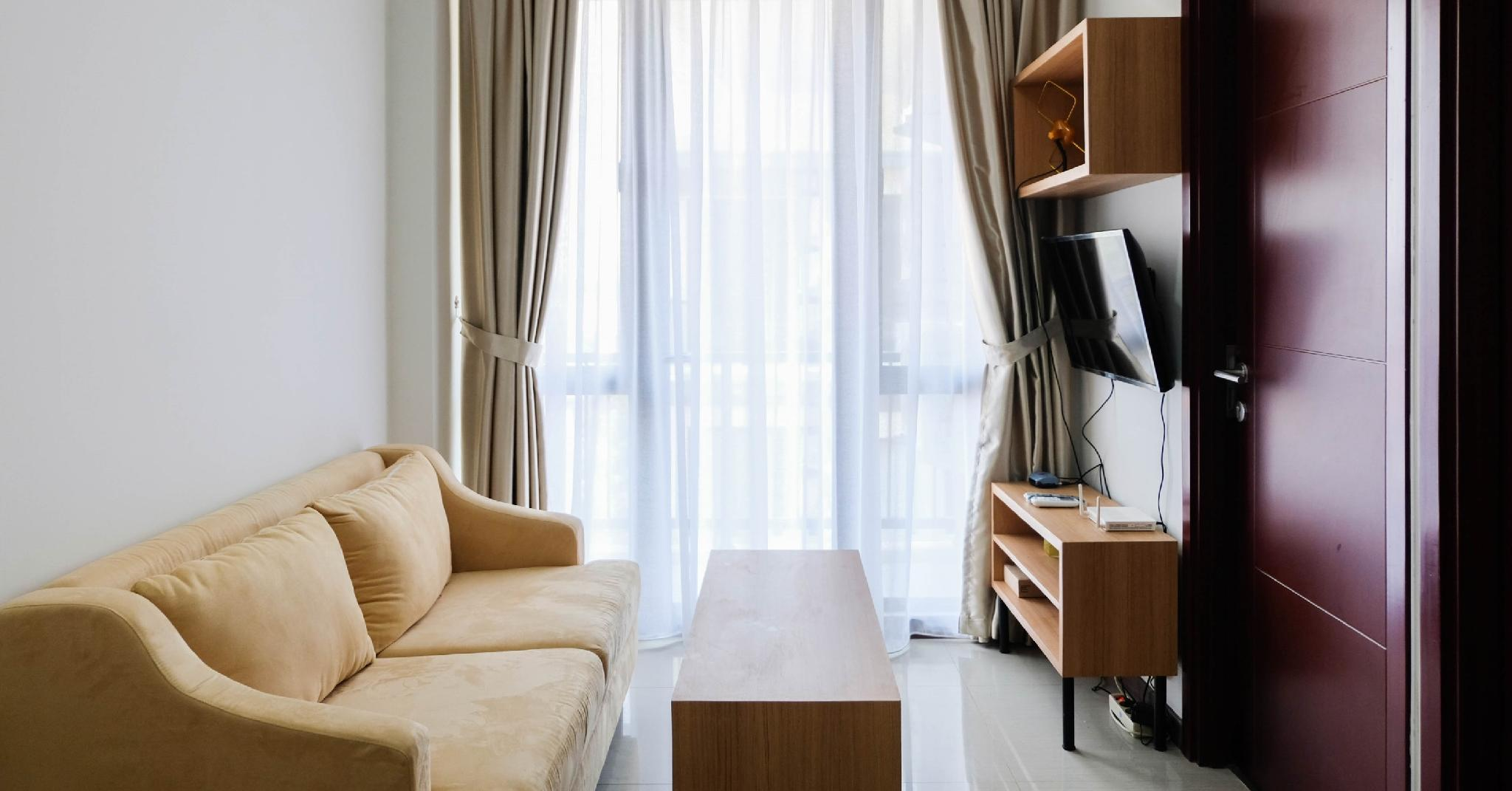 Stunning 2BR At Asatti Apartment By Travelio