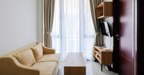 Stunning 2BR at Asatti Apartment By Travelio Tangerang