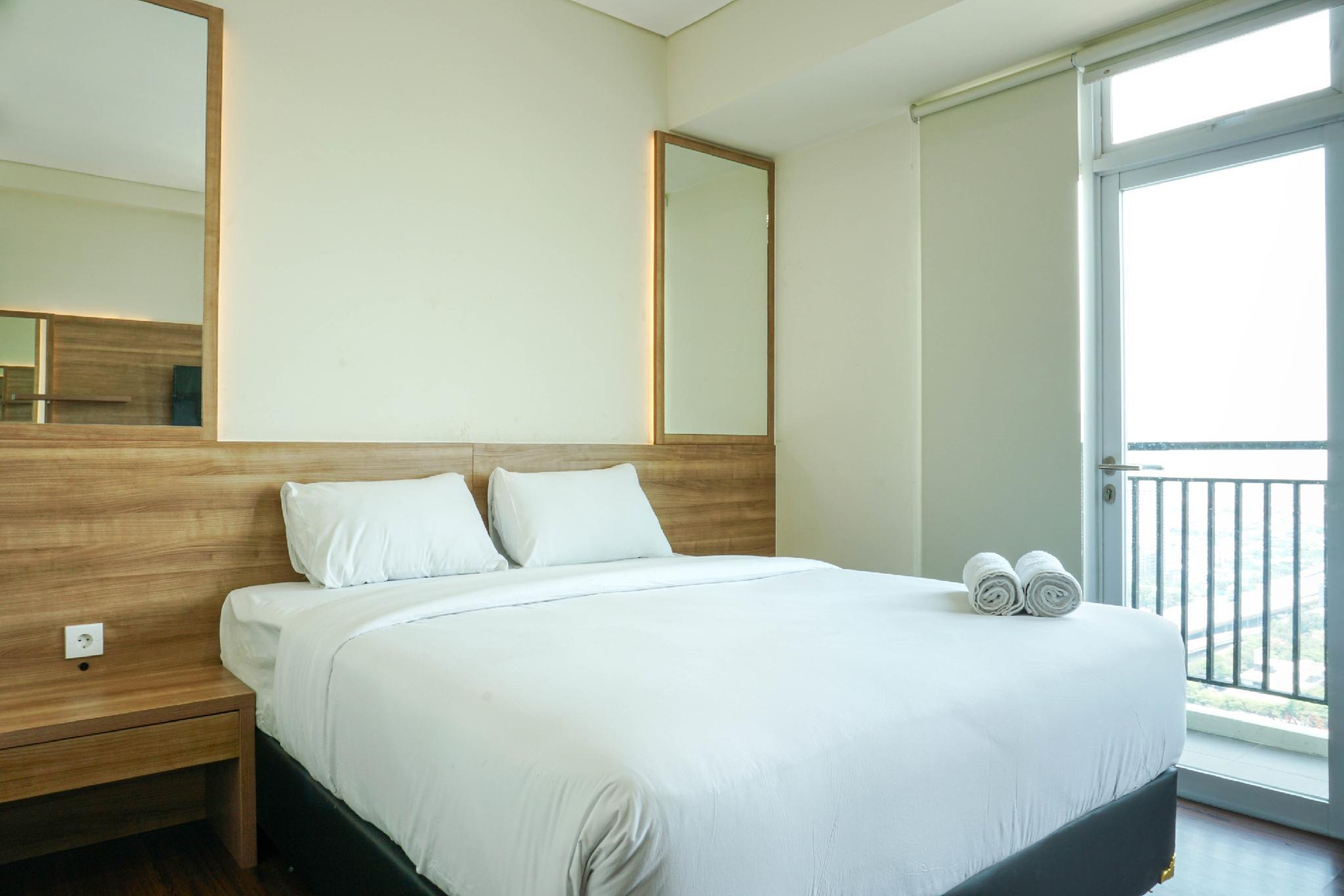 Modern Studio @ Puri Orchard Apartment By Travelio