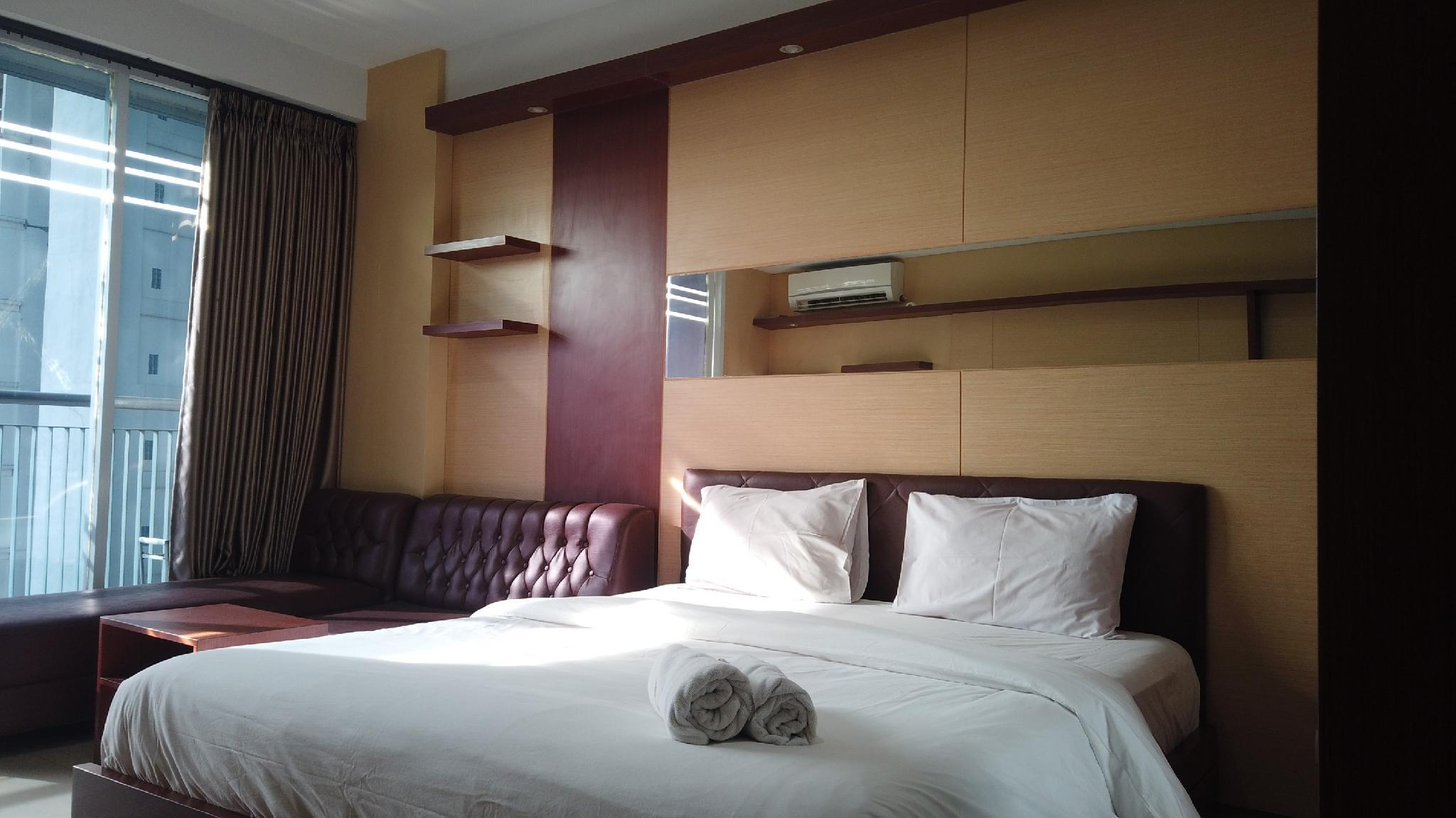Spacious Studio Dago Suites Apartment By Travelio