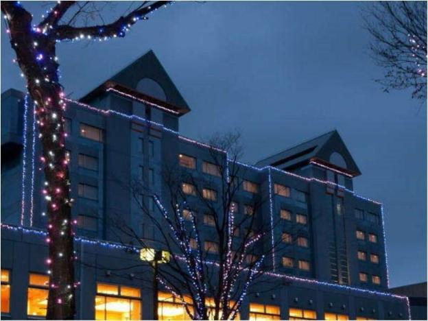 Hotel Mori no Kaze Tateyama