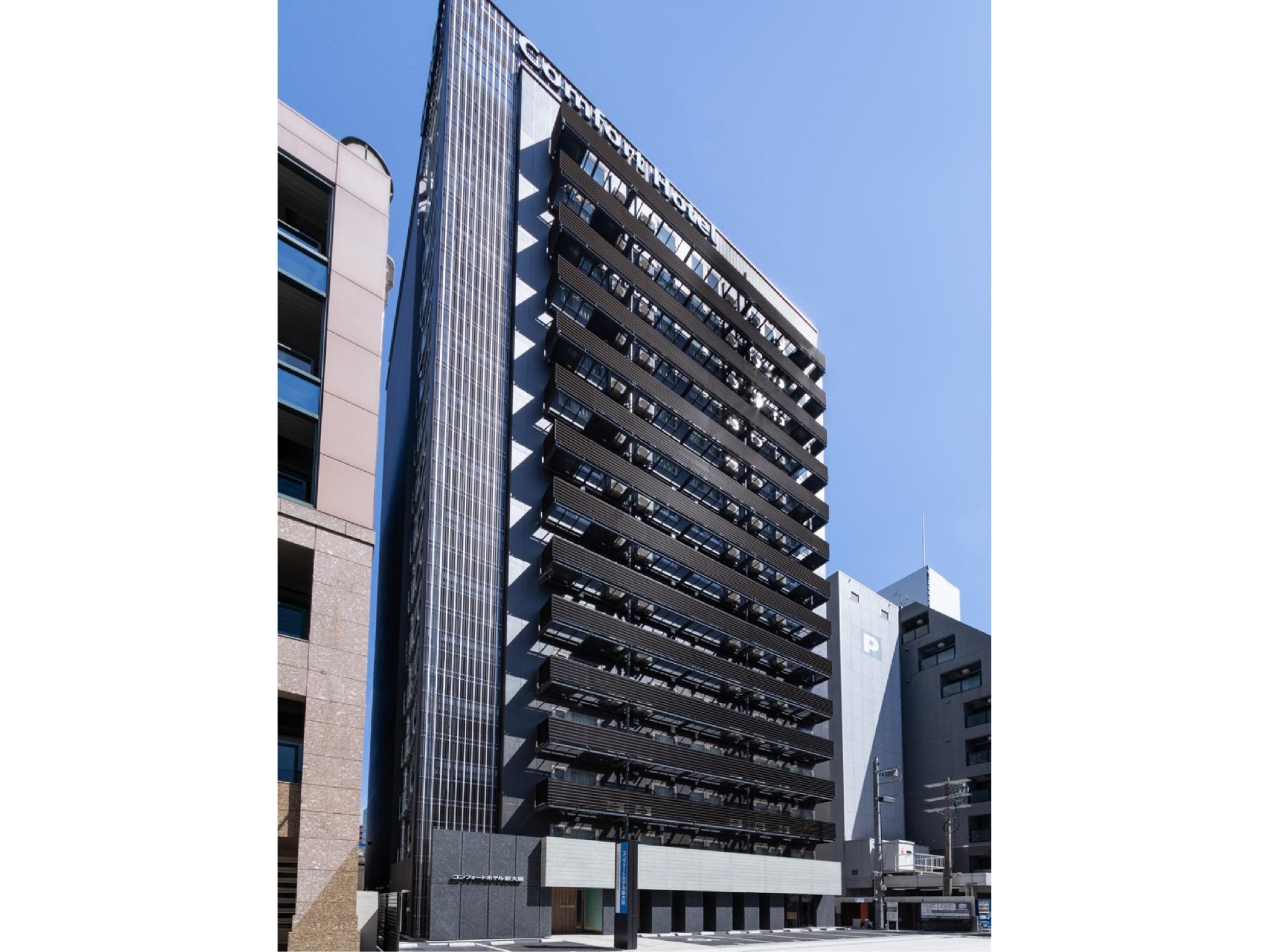 Comfort Hotel Shin Osaka