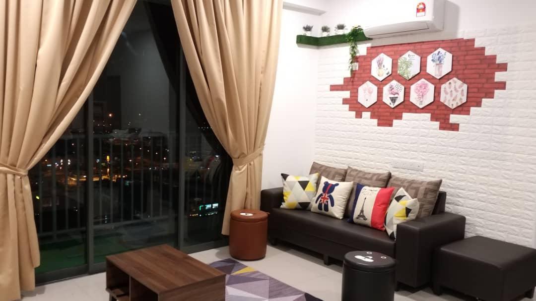 Casa Kayangan Condo @ Meru 3