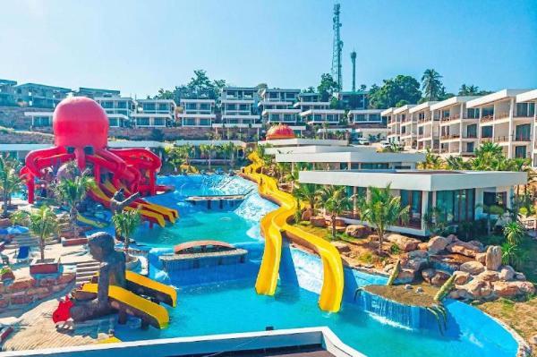 PP Mountain Beach Resort and Waterpark Koh Phi Phi