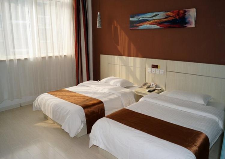 Thank Inn Hotel Shandong Qingdao Pingdu Renmin Road