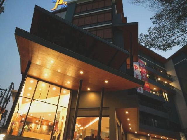 เดอะพราว เอ็กซ์คลูซีฟ โฮเทล – The Proud Exclusive Hotel