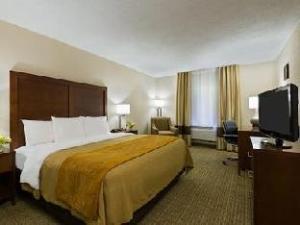 Comfort Inn St Louis Westport Saint Louis