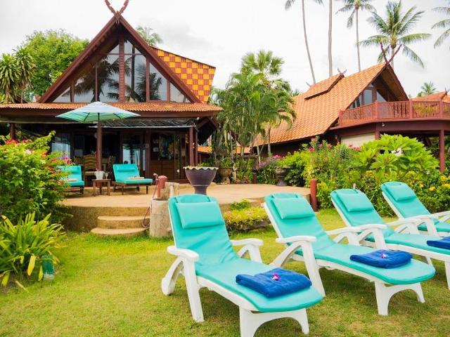 มรสุม บีช วิลลา – Monsoon Beach Villas