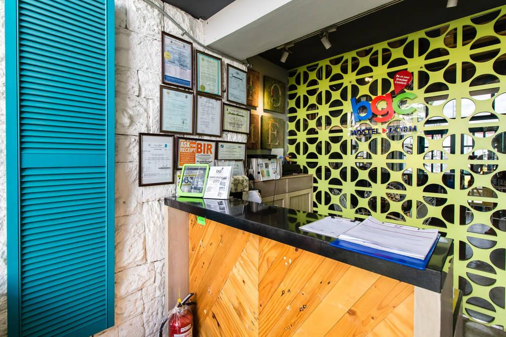 BGC Boutique Hostel And Dorm Inc.