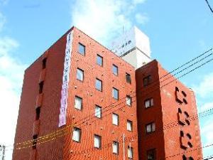 钏路Palude站前酒店 (Hotel Palude Kushiro)