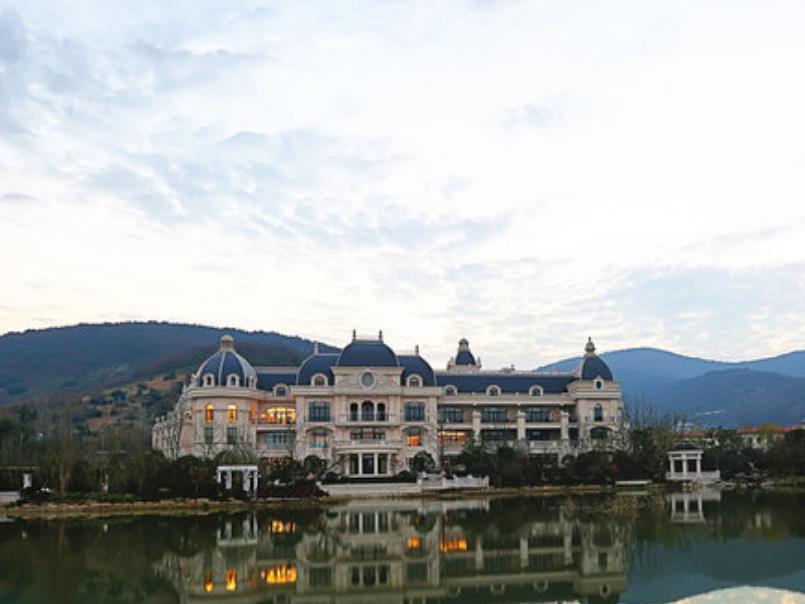 Wuxi Rsun The Lakefart Hotel