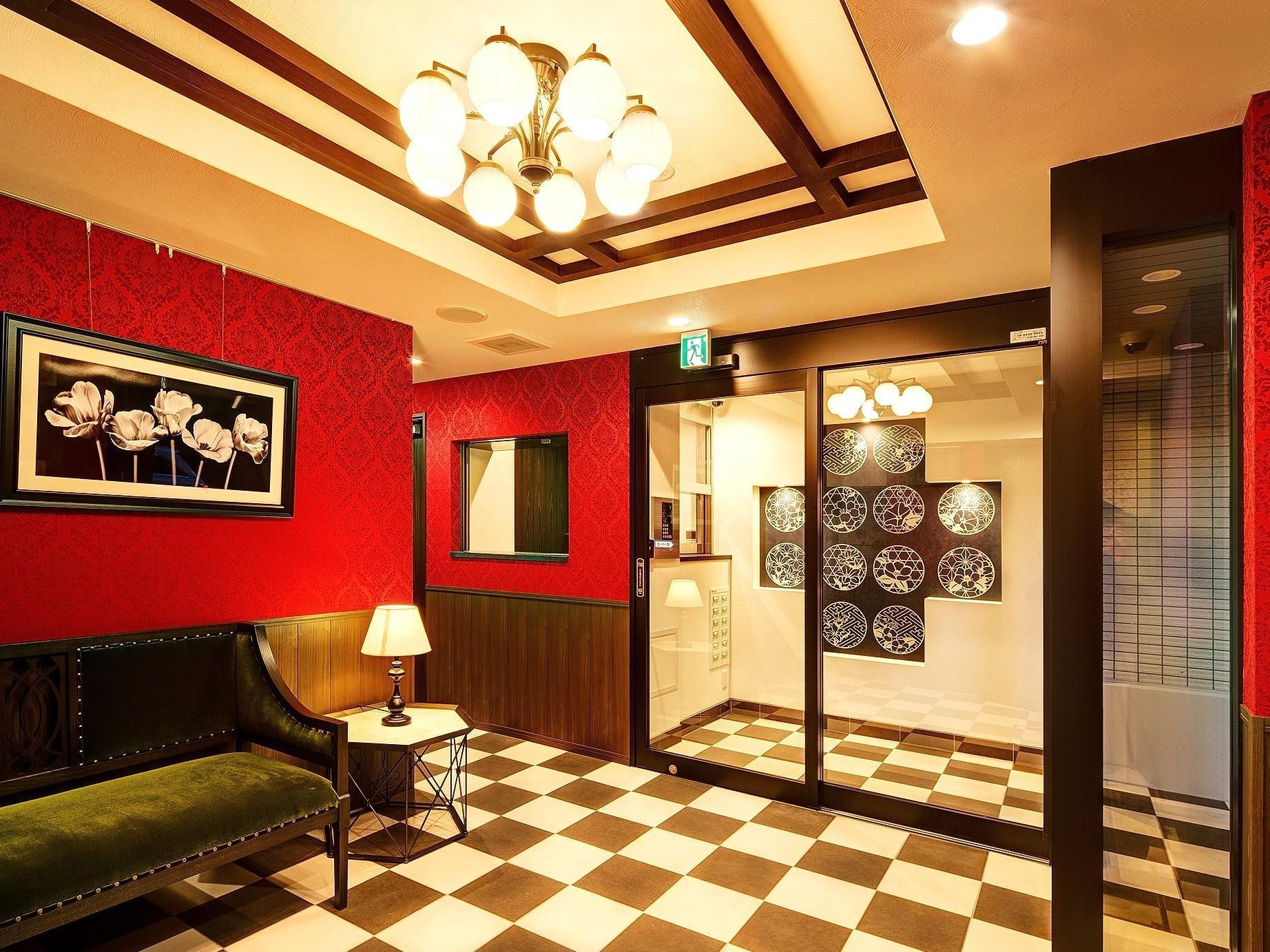 Hotel Sanrriott Kitahama