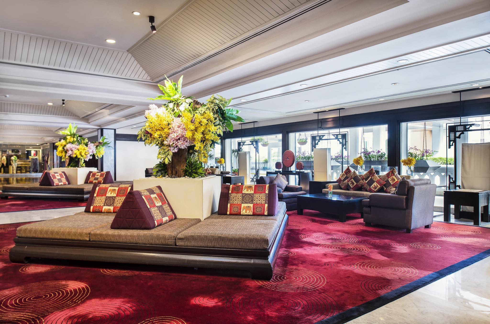 Anantara Riverside Bangkok Resort อนันตรา ริเวอร์ไซด์ กรุงเทพฯ รีสอร์ต