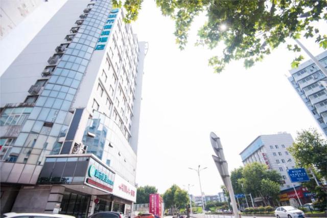 City Comfort Inn Zhenjiang Dashikou Suning Plaza