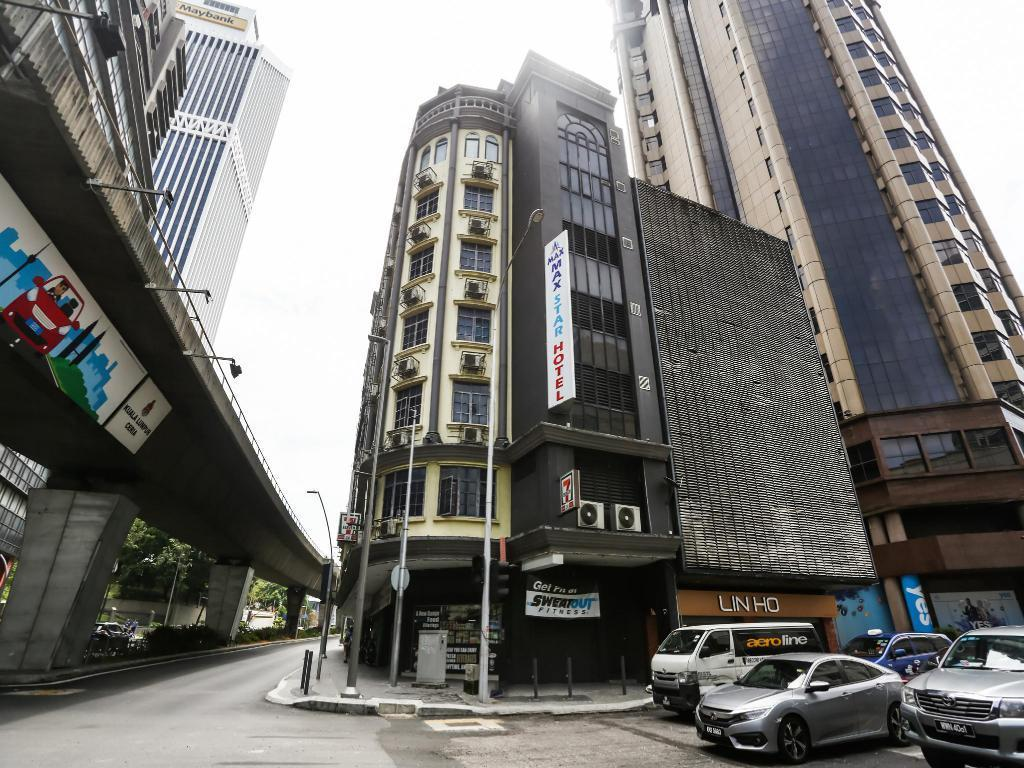 Max Star Hotel  Backpackers
