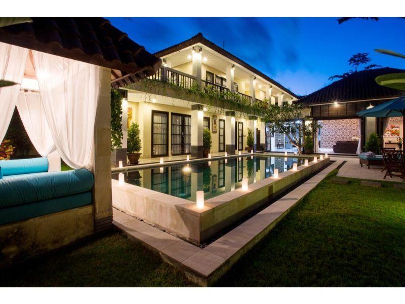 Meta 4BR Pool Villa With Free Children Activity