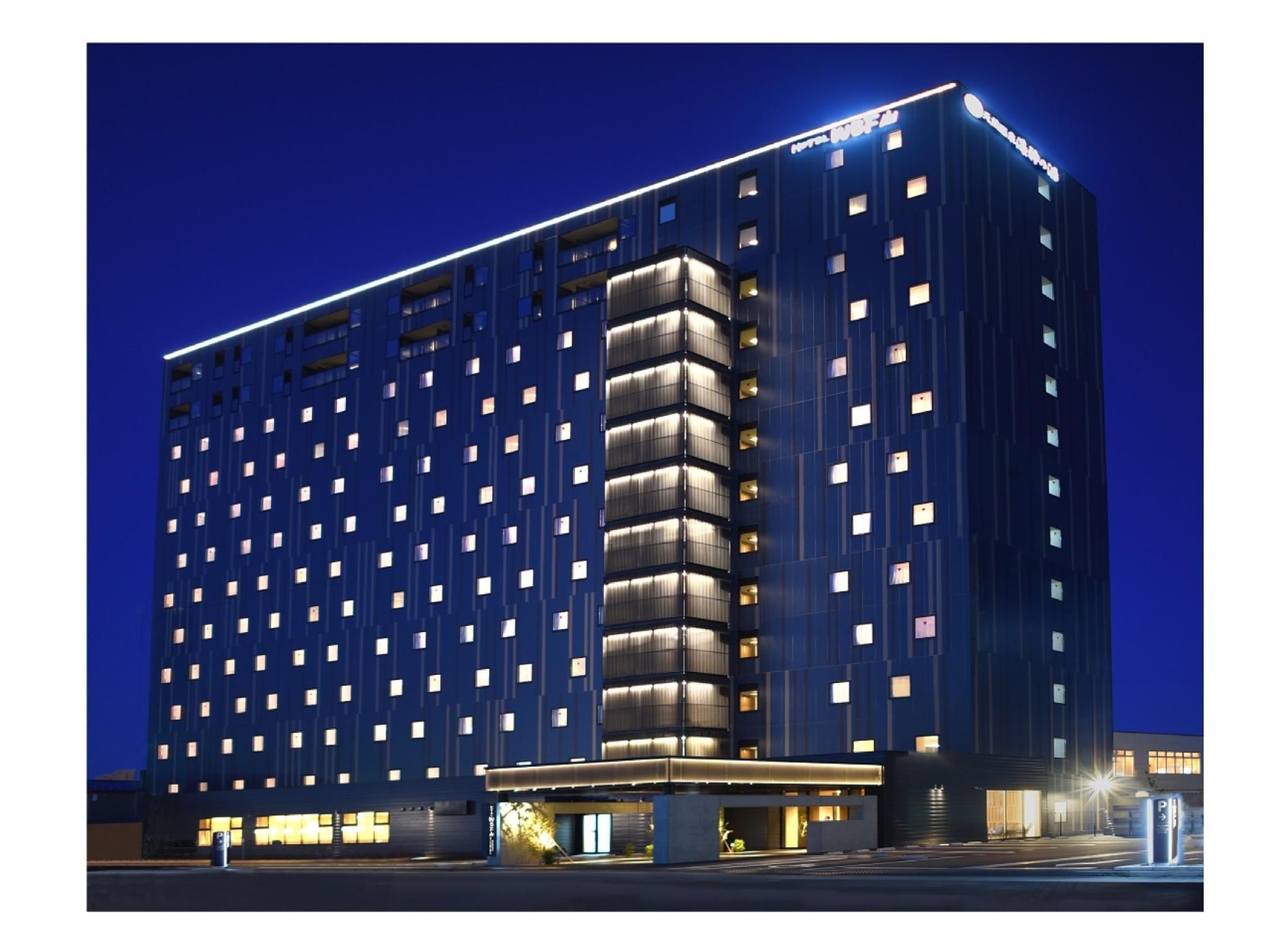 Hotel WBF Hakodate Watatsumino Yu