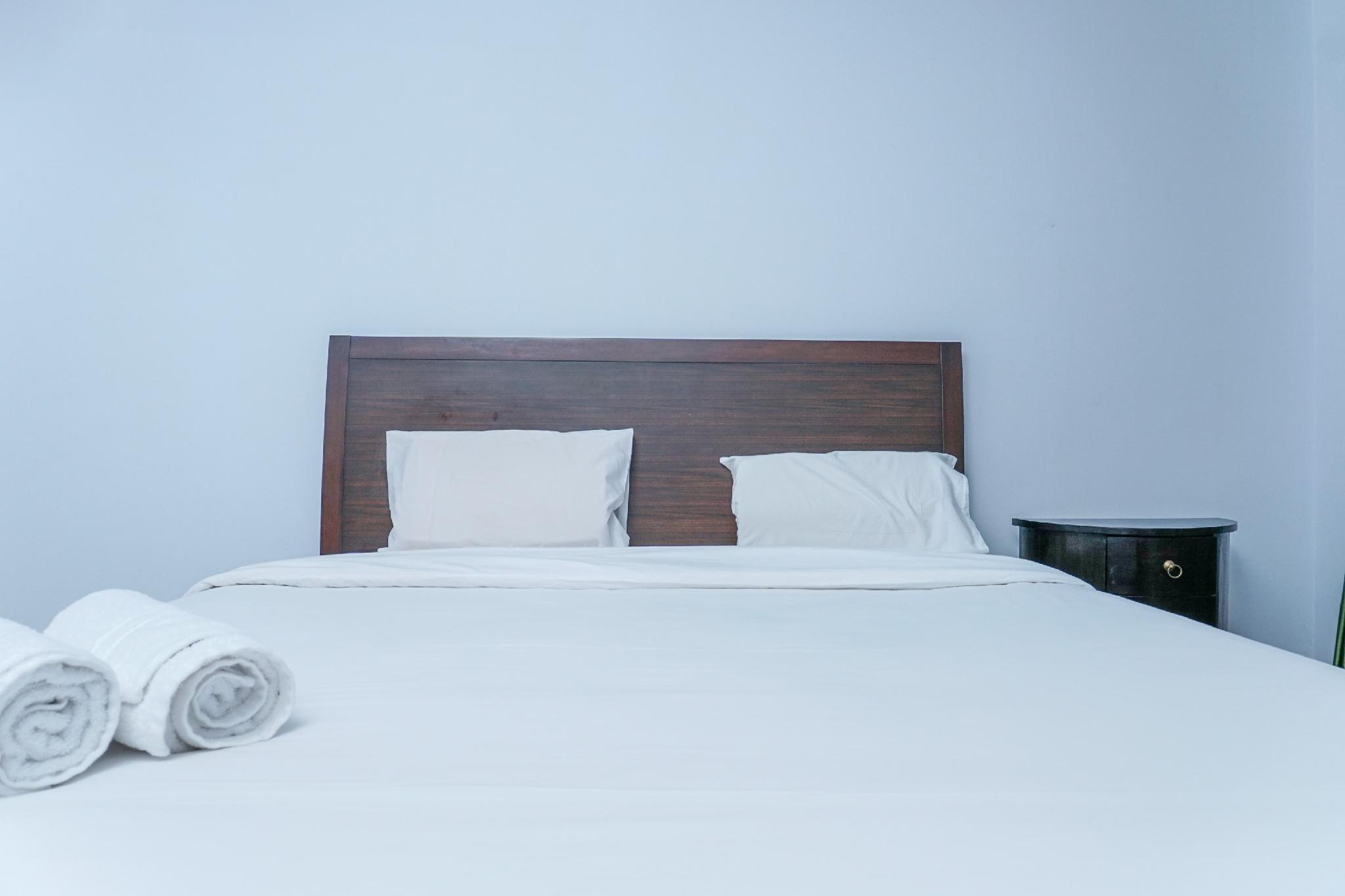 Homey 1BR Apartment @Pavilion Sudirman By Travelio