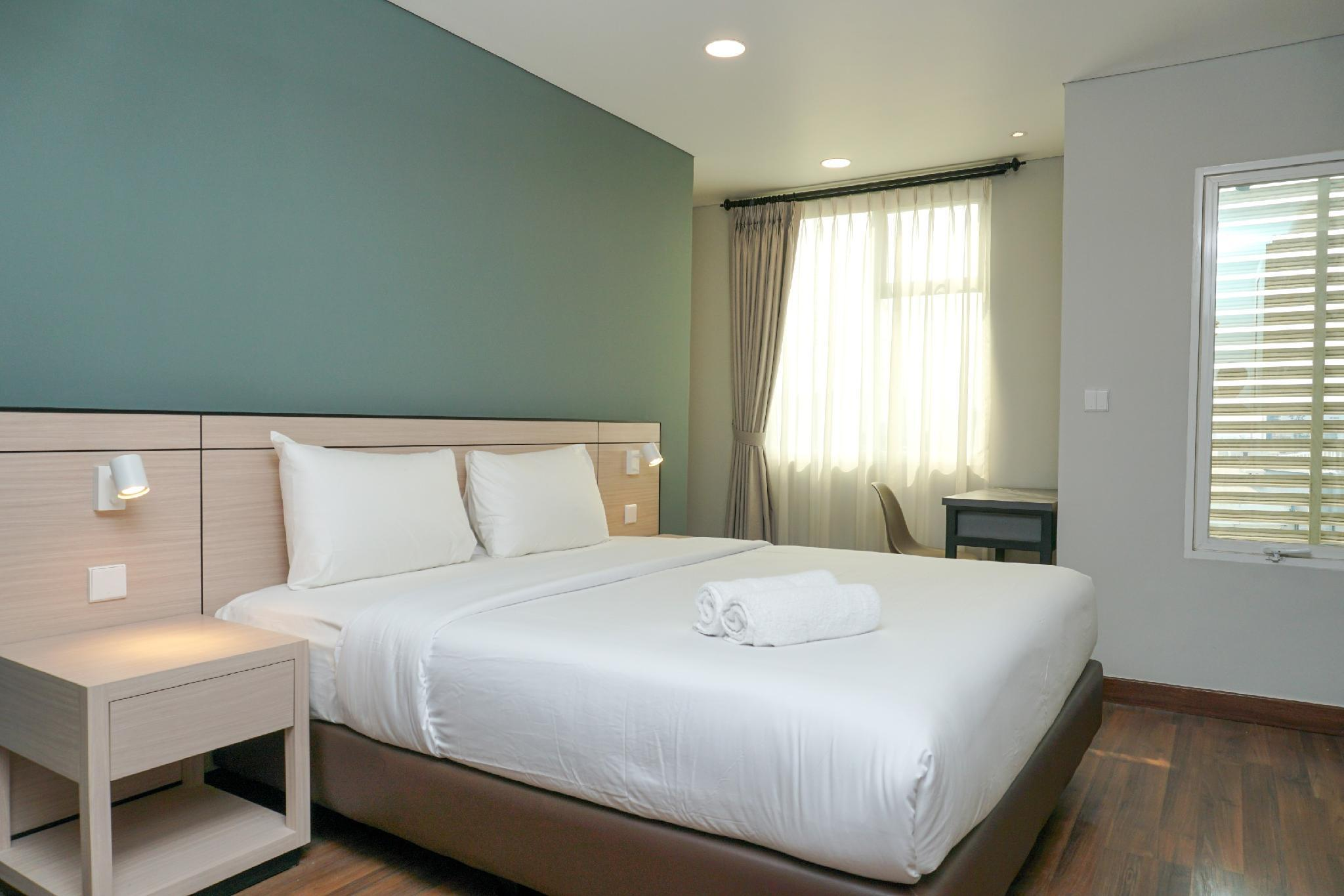 Cozy 4 Pax 2BR @Gallery West Residence By Travelio
