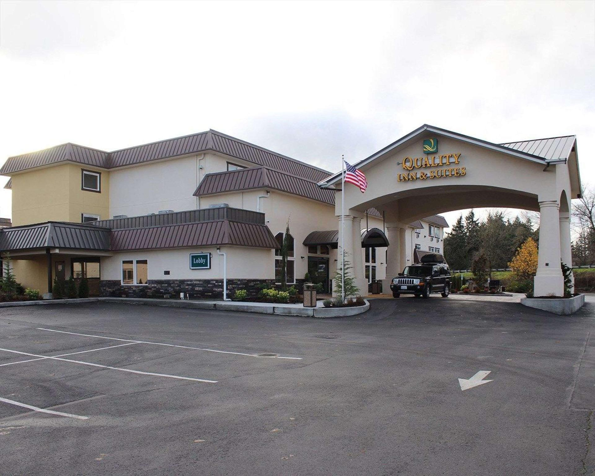 Quality Inn And Suites Tacoma   Seattle